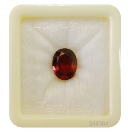 Hessonite Gemstone Premium 6+ 3.85ct