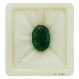 Natural Emerald Gemstone Premium 12+ 7.5ct