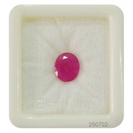 Ruby Gemstone Sup-Premium 5+ 3.25ct