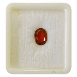 Hessonite Gemstone Fine 3+ 1.8ct