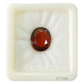 Hessonite Gemstone Premium 10+ 6ct
