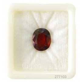 Hessonite Gemstone Premium 10+ 6.05ct