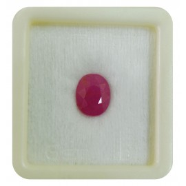 Ruby Gemstone Sup-Premium 5+ 3.4ct