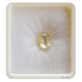 Natural Yellow Sapphire Fine 5+ 3ct