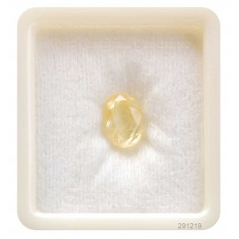 Natural Yellow Sapphire Fine 5+ 3.25ct