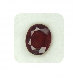 Hessonite Gemstone Fine 7+ 4.65ct