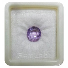 Astrological Pink Sapphire Fine 8+ 4.8ct