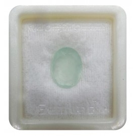 Certified  Emerald Gemstone Sup-Pre 7+ 4.5ct