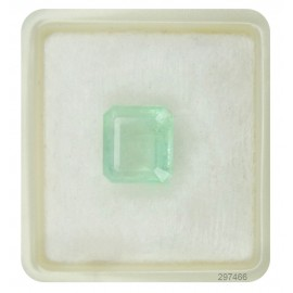 Certified  Emerald Gemstone Sup-Pre 7+ 4.55ct